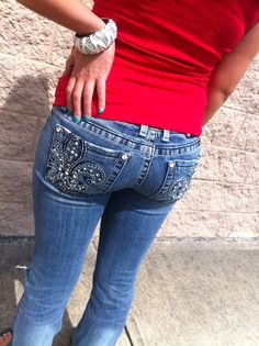 Miss Me jeans only $45! #platoscloset #ilm #jeans