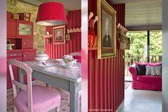 """Gîte """"au n°2"""", le romantique   La maison des Lamour, Bretagne"""