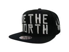debc4cd8e14 Real Sports Apparel • Raptors Mitchell   Ness Men s  We the North  Snapback