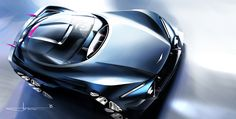 Aston Martin TECH07 Sketches by Ondrej Jirec on Car Design Pro