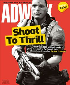 #Adweek cover - March 4, 2013
