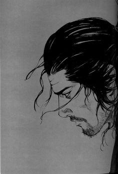 Vagabond by Takehiko Inoue ::: #Art #Illustration #Drawing