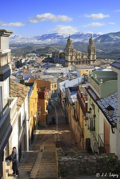 Catedral de Jaen, Spain