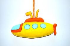 Wonderland: We all live in a yellow submarine