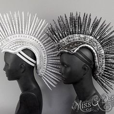 I just added some new mohawks to the shop. :) www.etsy.com/shop/MissGDesignsShop @missgdesigns #headdress #headpiece #mohawk #fauxhawk #armor #madmax #postapocalyptic #burningman #festivalfashion #festivalseason #veganfashion #missgdesigns