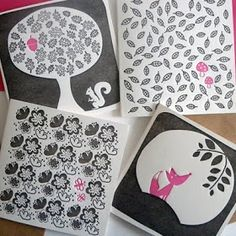 print & pattern: CARDS - allihopa