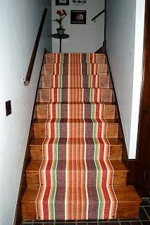 Okla-HOME-a: A trip down memory lane and a stair runner