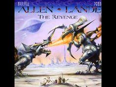 Allen/Lande - The Revenge - Full Album - YouTube