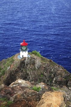 ✮ Hawaii, Oahu, Makapuu - Makapuu Lighthouse