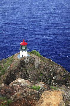 Makapuu Lighthouse - Oahu, Hawaii