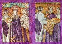 Violeta - Iconografia religiosa - Emperador-emperatriz-romano Free Online Jigsaw Puzzles, Painting, Art, Emperor, Romans, Art Background, Painting Art, Kunst, Paintings