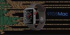 All'interno del firmware Apple Watch GM, sono apparsi diversi riferimenti di stringhe che mostrano come funzioneranno i piani cellulari su Apple Watch. Il codice spiega che Apple Watch utilizza la rete cellulare LTE per effettuare/ricevere chiamate e scambiare dati mentre è lontano dal...