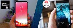 Samsung S8 lanciato nel marzo di quest'anno è tutta la rabbia nonostante le nuove uscite di Apple iPhone X e persino il Note 8 della Samsung, entrambi costosi e ancora più avanzati in tutto il mondo. Samsung è una società reputata con un'ottima gamma di clienti rispetto a Huawei.  #huawei #huaweip10lite #p10lite #samsung #galaxys8 #vikishop #italia #huaweip10liteprezzo #huaweip10liteitalia