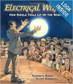 Move over, Thomas Edison! Nikola Tesla takes the spotlight in a biography of the man who pioneered modern electrical engineering — and changed the course of history.