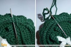 Qualle häkeln - Anleitung für Amigurumi Krake / Oktopus - Talu.de Bucket Bag, Knitted Hats, Winter Hats, Knitting, Diabetes, November, Pullover, Fashion, Amigurumi