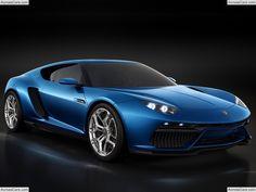 Lamborghini Asterion LPI910-4 Concept (2014)