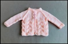 marianna's lazy daisy days: Gentle Breeze Baby Jacket