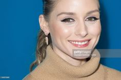 Actress Olivia Palermo attends the Valentino show as part of the Paris Fashion Week Womenswear Fall/Winter 2017/2018 on March 5, 2017 in Paris, France.