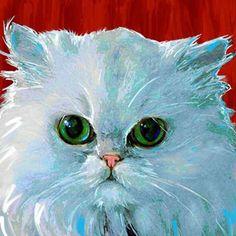 """""""Chat persan Kitty"""" par Rebecca Collins"""
