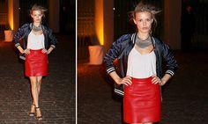 Georgia Jagger: o estilo da modelo e musa rocker em 15 looks - Moda - MdeMulher - Ed. Abril