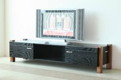 And Vibrant Wood Inside Great Black Wooden Style Motif Enclosed TV Cabinets For Flat Screens Cabinets