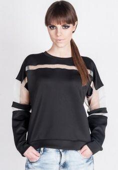 CLEAR BLACK - www.byorianne.com