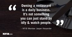 NFIB New York member Jasper Alexander talks about how he brought the Big Easy vibe to the Big Apple.