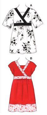 Elegant Kimono top for kimonogirls.