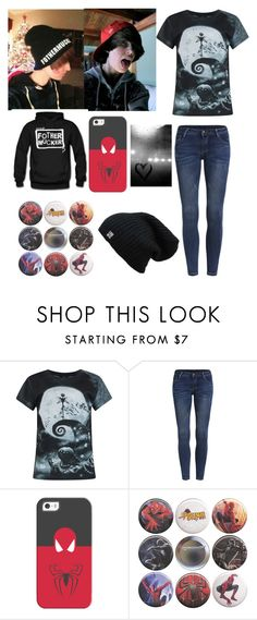 """""""Jeydon Wale"""" by emo-oreo-cookie ❤ liked on Polyvore featuring Casetify, men's fashion and menswear"""