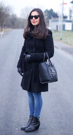Outfit: Unterwegs mi