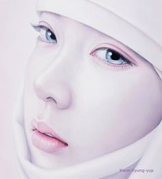 Kwon Kyung Yup |blemishes paintings - Art People Gallery