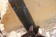 The Beggar Poet of Bandra ..Barefeet ..A New Tweet