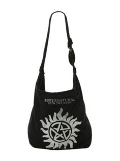 Supernatural Car Hobo Bag @Emma Hunter I automatically thought of you when I saw this.