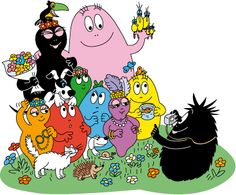 BARBAPAPA IN MY ♡