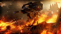 Titans going to war