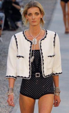 Chanel Colección Crucero 2012 - Antibes, France