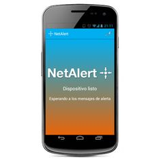 Aplicación de alerta sismica para Android