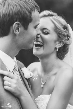 Candid bride and groom Photo by Revival Photography NC Photographers North Carolina Mountains Wedding Revival Photography NC Wedding Photographers Vintage Farm Wedding Fine Art Editorial Wedding Style based in North Carolina