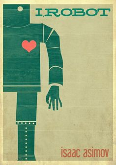 I, Robot cover/poster