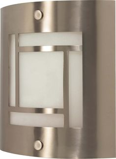 1 Light CFL 9 Inch Wall Fixture - (1) 18w GU24 / Lamps Included by Nuvo Lighting - 60-948