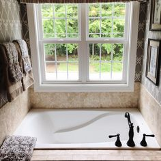 Midway through Monday has us dreaming of a nice soak. Clawfoot Bathtub, Corner Bathtub, Virginia, New Homes, Sweet Home, Relax, Real Estate, Living Room