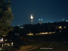 Good Morning! Ahhh, feeling pretty good this morning.  Had a eventful day yesterday and an ending that was amazing.  Looking forward to what the day will bring...I am ready! Have a wonderful day!  Sharing one of my about last night pics...amazing views from Piedmont Park.  #goodmorning #humbled #grateful #piedmontpark #atlanta #newday #riseandgrind #summer #sunrise #thankgodimfresh #atl #wakeup #goodvibes #iloveatl #nofilter #youbecomewhatyouthink #weloveatl