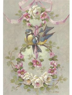 prints by sonie ames | Spring Cheer Canvas Print by Christie Repasy