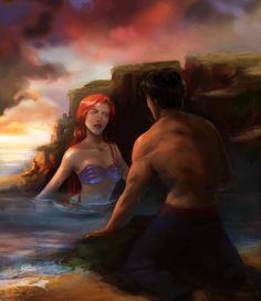 Ariel by zhukzhenya14 on DeviantArt