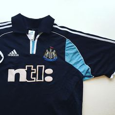 48d99b1c436 98 Best Retro Vintage Newcastle United football shirts images in ...