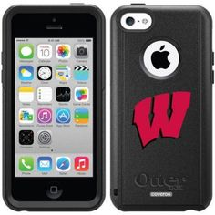 iPhone 5c OtterBox Commuter Series University Case (R-Z)