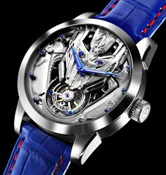 Memorigin Transformers Tourbillon Watches With Optimus Prime Or Bumblebee
