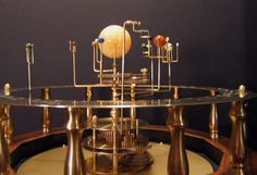 Orrery | Scienceart.com