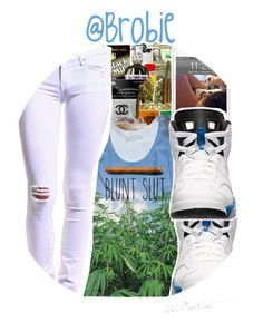 """✨ - Kylah"" by trillest-queens ❤ liked on Polyvore"