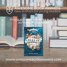 Our first author Q&A is with shortlisted author Peter Bunzl; we caught up with him earlier this month to find out a little more about his shortlisted book Cogheart where he told us more about his writing as well as his favourite character 📚🦊read the interview here: www.awesomebookawards.com/5-questions-for-peter-bunzl  #cranleigh #cranleighschool #surrey #iloveboarding #reading #awesomebookawards #awesomebookawards2018 #authorawards #childrensauthor #literacy #aba2018  #cranleighprep